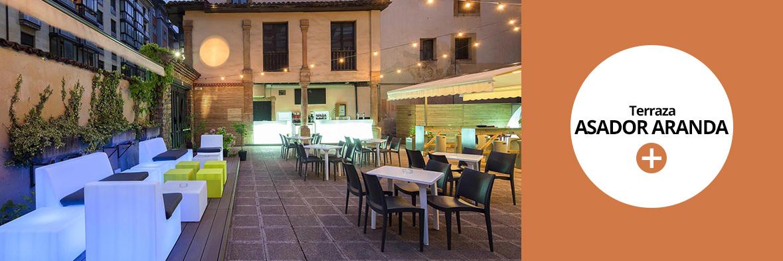 terraza asador de aranda